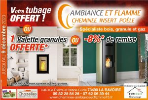 Promotions Ambiance et Flamme